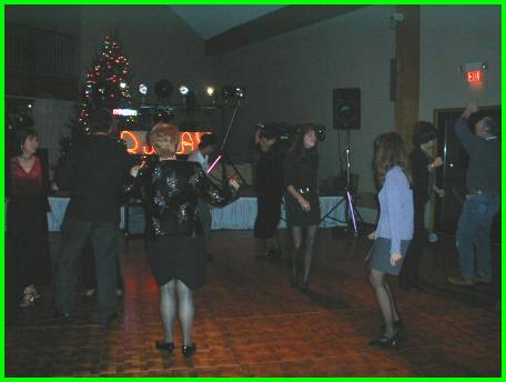 barlettas xmas party