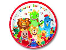 1st,Birthday,Party,Einstein Plates
