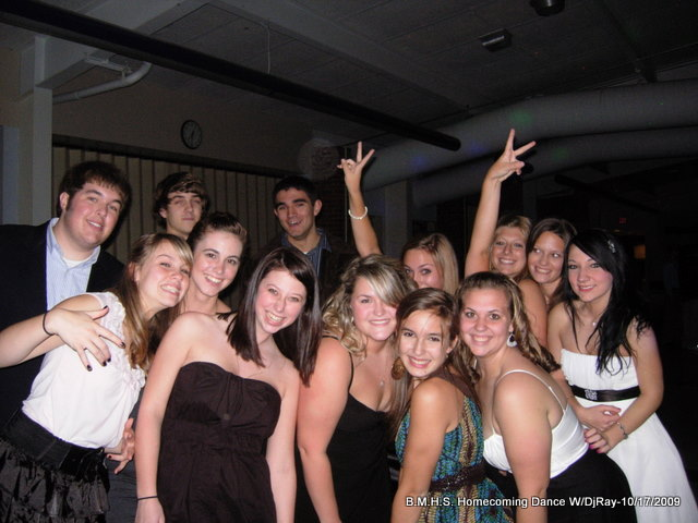 blue mountain high school homecoming dance w djray productions on 10