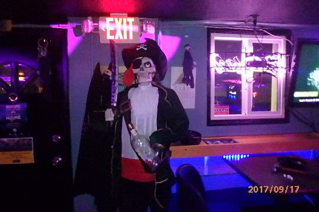pottsville,halloween