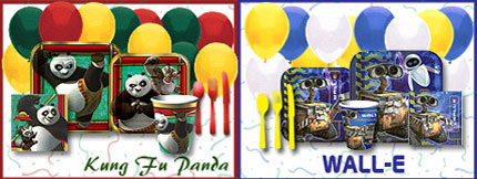 birthday party props decorations & ideas