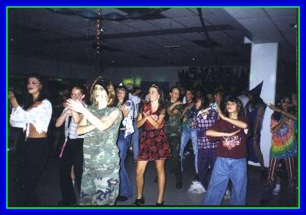 shenandoah high school halloween dance